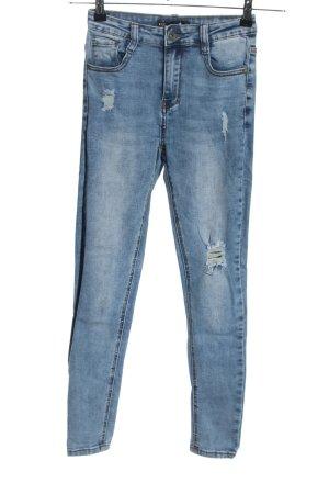 Denim life by pimkie Jeans stretch bleu style décontracté