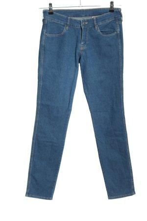 & DENIM Jeans a sigaretta blu stile casual