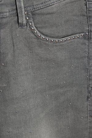 & DENIM Jeansy rurki jasnoszary W stylu casual