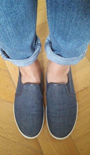 Marc O'Polo Slip-on Shoes multicolored denim