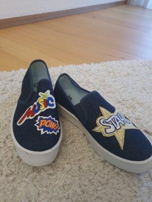 denim Schuhe