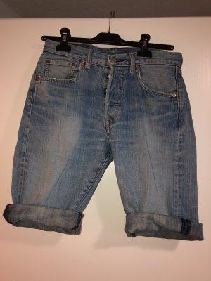 Denim Shorts 501 Levis