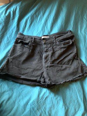 Mango Shorts negro