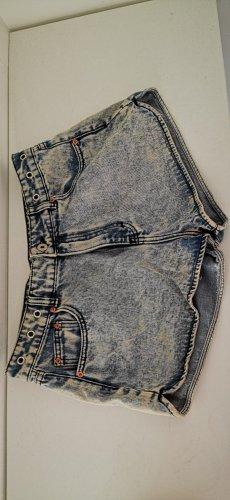 Denim Shorts - Pull & Bear