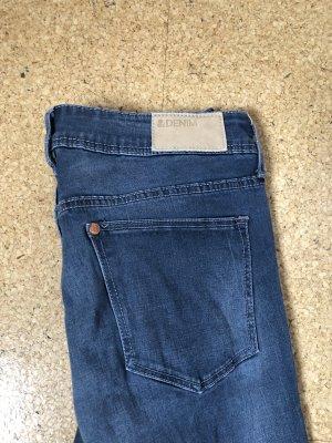 & DENIM Skinny jeans leigrijs