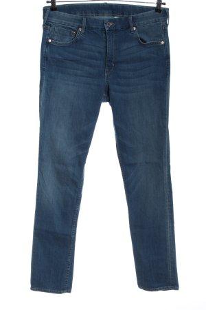 & DENIM Jeans skinny blu stile casual