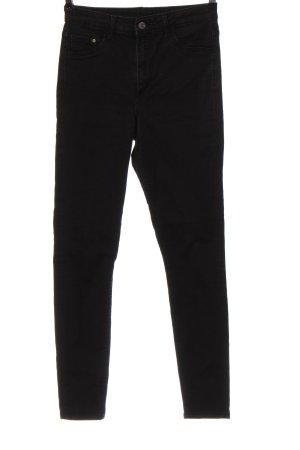 & DENIM Jeans skinny nero stile casual