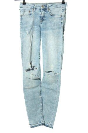& DENIM Skinny Jeans blau Casual-Look