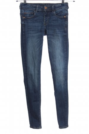 & DENIM Skinny Jeans blau Casual-Look