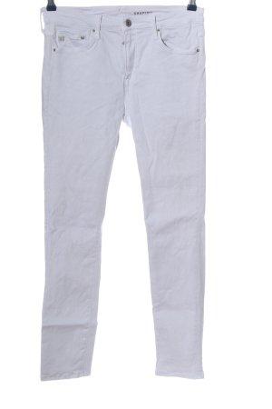 & DENIM Skinny Jeans lila Casual-Look