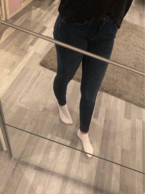 Denim Skinny Jeans von Zara Größe 36