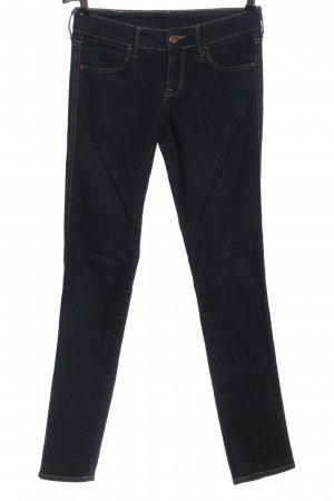 & DENIM Slim Jeans blau Casual-Look