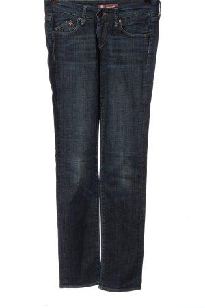 & DENIM Jeans slim fit blu stile casual