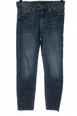 & DENIM Straight-Leg Jeans blau Casual-Look