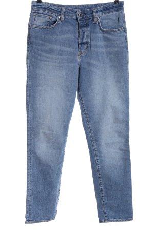 & DENIM Straight Leg Jeans blue casual look