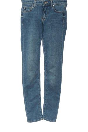 & DENIM Jeans elasticizzati blu stile casual