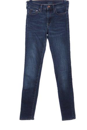 & DENIM Jeansy ze stretchu niebieski W stylu casual