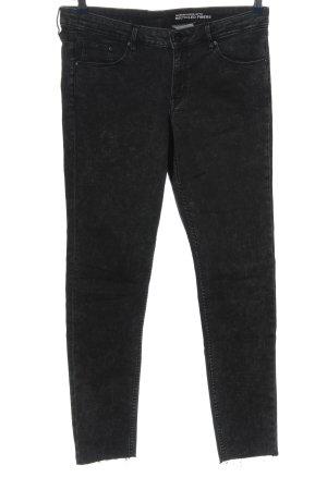 & DENIM Stretch Jeans schwarz Casual-Look