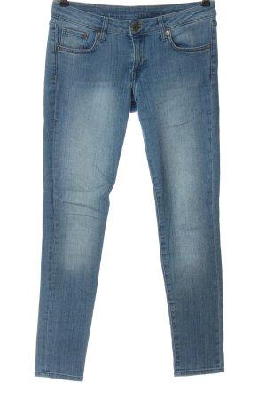& DENIM Jeans stretch bleu style décontracté