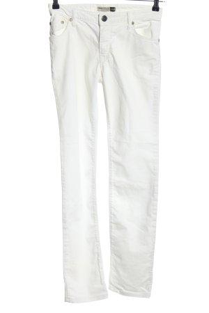 Denim Studio Skinny Jeans natural white casual look