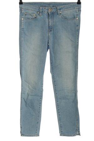 Denim Studio Slim Jeans blau Casual-Look