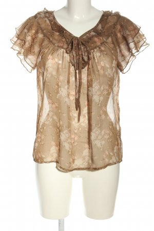 Denim & Supply Ralph Lauren ärmellose Bluse Blumenmuster Casual-Look