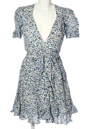 Denim & Supply Ralph Lauren Robe portefeuille imprimé allover