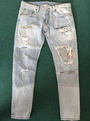 Denim & Supply Ralph Lauren Boyfriend Jeans blue