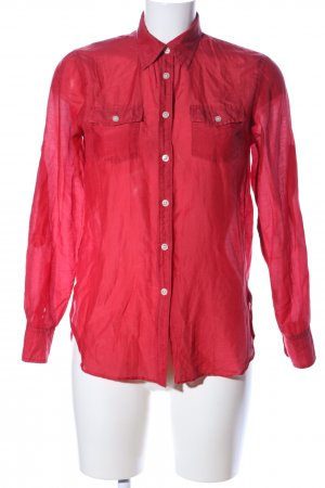 Denim & Supply Ralph Lauren Hemd-Bluse rot Casual-Look