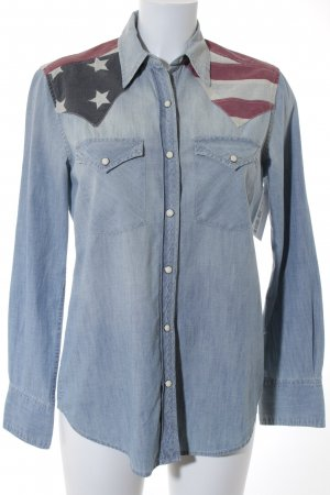 Denim & Supply Ralph Lauren Hemd-Bluse mehrfarbig Casual-Look