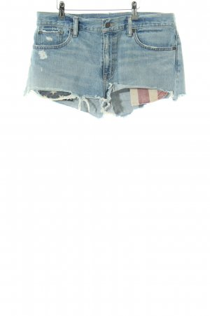 Denim & Supply Ralph Lauren Jeansshorts blau Casual-Look