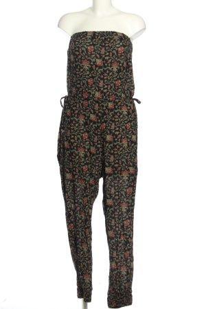 Denim & Supply Ralph Lauren Jumpsuit Allover-Druck Casual-Look