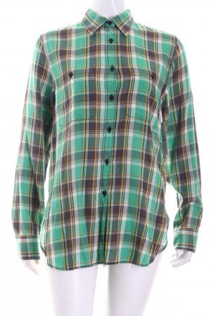Denim & Supply Ralph Lauren Checked Blouse check pattern casual look