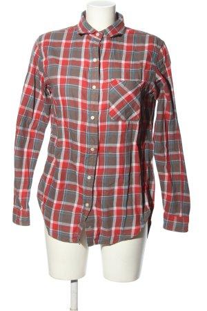Denim & Supply Ralph Lauren Long Sleeve Shirt check pattern casual look