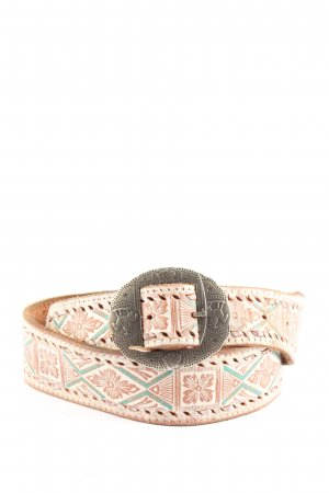 Denim & Supply Ralph Lauren Leather Belt graphic pattern casual look