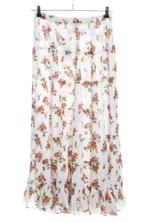 Denim & Supply Ralph Lauren Jupe longue motif de fleur style décontracté