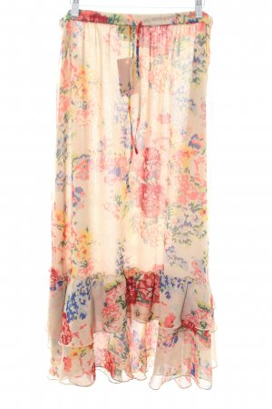 Denim & Supply Ralph Lauren Falda larga estampado floral look casual