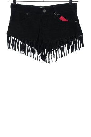 Denim & Supply Ralph Lauren Shorts schwarz Casual-Look