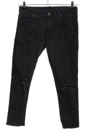 Denim & Supply Ralph Lauren Skinny Jeans black casual look