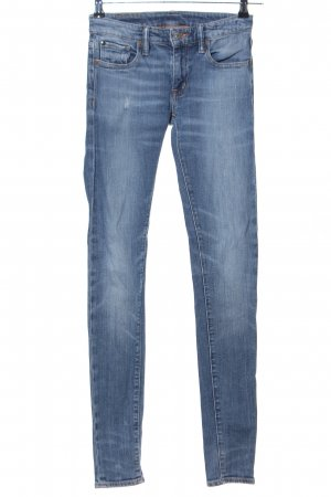 Denim & Supply Ralph Lauren Skinny Jeans blau Casual-Look