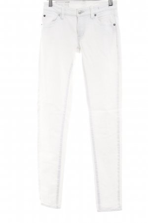 Denim & Supply Ralph Lauren Skinny Jeans wollweiß Casual-Look