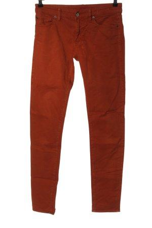 Denim & Supply Ralph Lauren Slim Jeans brown casual look