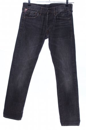 Denim & Supply Ralph Lauren Straight-Leg Jeans blau Casual-Look