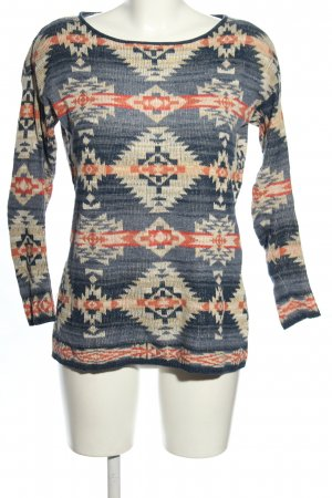 Denim & Supply Ralph Lauren Knitted Sweater graphic pattern casual look