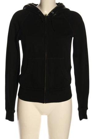 Denim & Supply Ralph Lauren Sweat Jacket black casual look