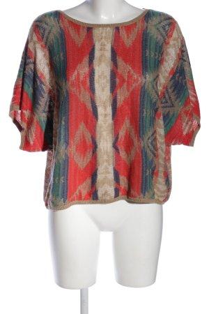 Denim & Supply Ralph Lauren T-Shirt Allover-Druck Casual-Look