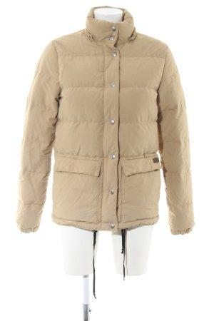 Denim & Supply Ralph Lauren Winter Jacket nude quilting pattern casual look