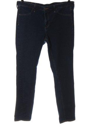 & DENIM Stretch Jeans blau Casual-Look