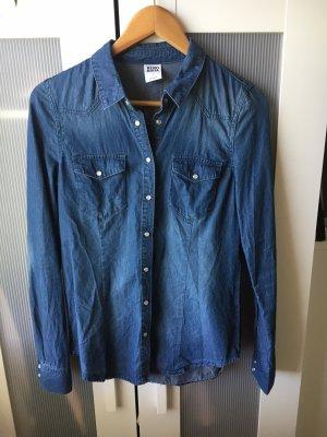 Vero Moda Blusa denim blu