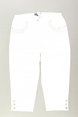 7/8 Length Jeans natural white cotton